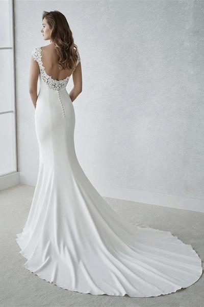 Elegante Bruidsjurken.Afbeeldingen Bruidsmode